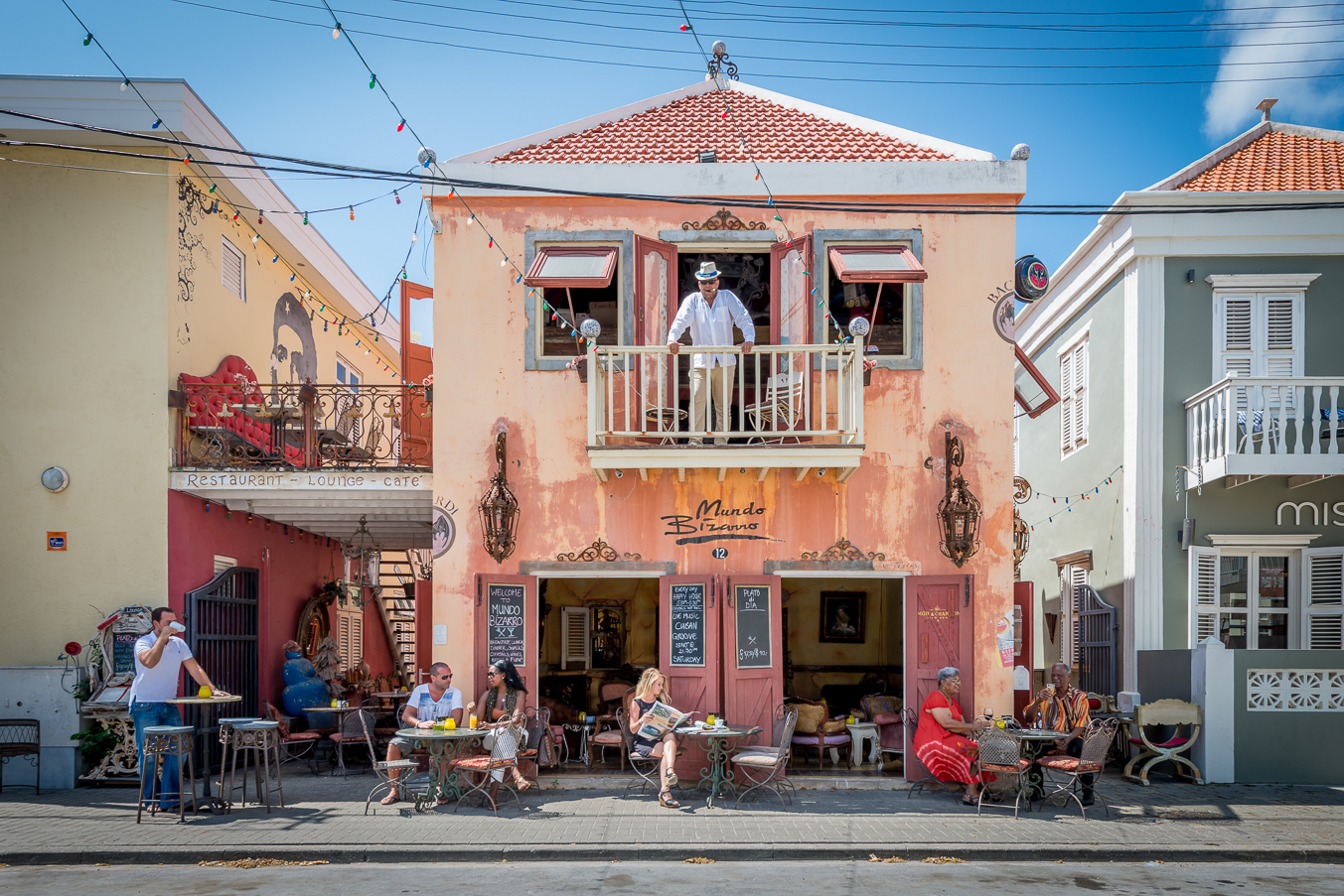 Restaurants curacao