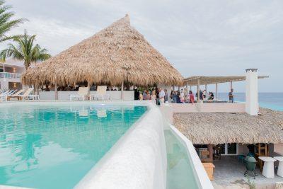 Restaurants curacao Koraal Rooftop