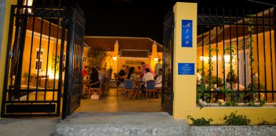 Restaurants curacao Mosa